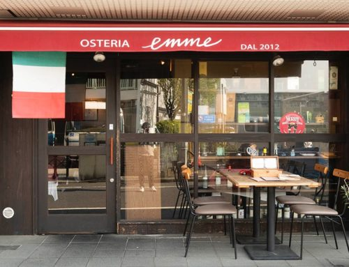 ⑬ OSTERIA emme