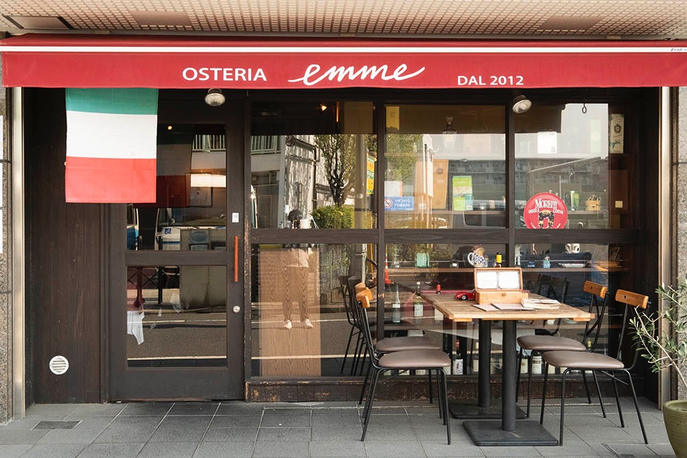 OSTERIA emme(エンメ)